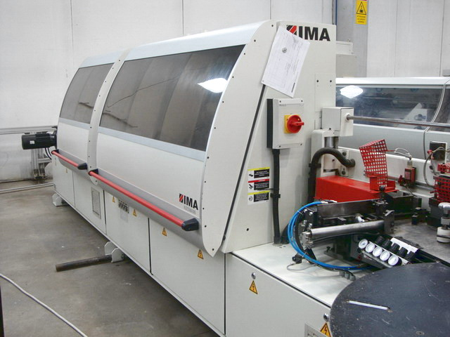 IMA EDGEBANDER 5620 SINGLE SIDED AUTOMATIC